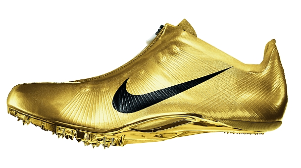 UPDATED!! The Nike Zoom Aerofly - Asafa Powell's sprint spike for the Beijing Olympics
